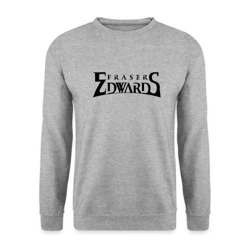 Fraser Edwards Men's Slim Fit T shirt - Unisex Sweatshirt