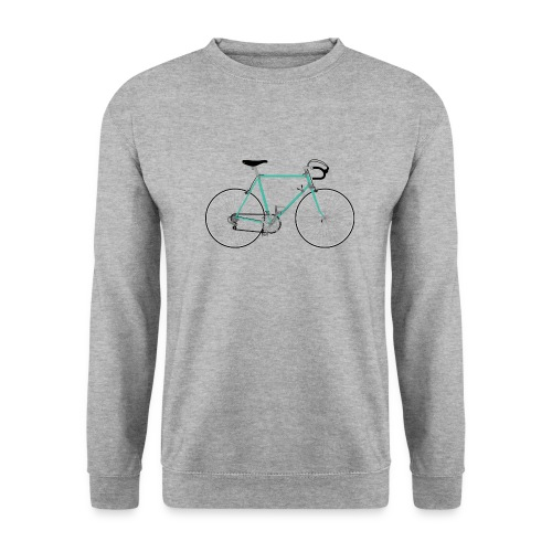 Rennrad für Hipster - Männer Pullover