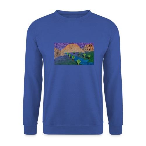Silent river - Men's Sweatshirt
