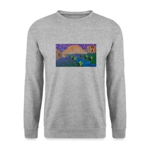 Silent river - Unisex Sweatshirt
