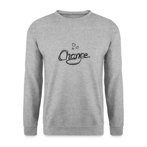 Änderung der Merch - Unisex Pullover