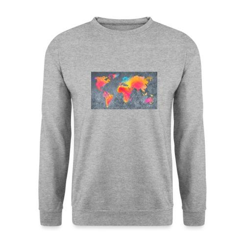 World 3 - Unisex Pullover