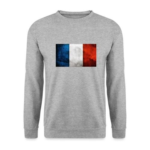 France Flag - Men's Sweatshirt