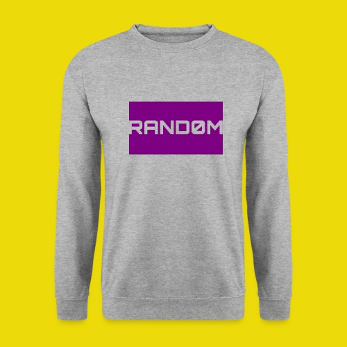Random Logo - Unisex Sweatshirt