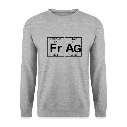 Fr-Ag (frag) - Full - Unisex Sweatshirt