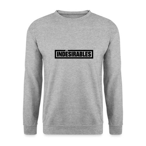 INDÉSIRABLES - Sweat-shirt Homme