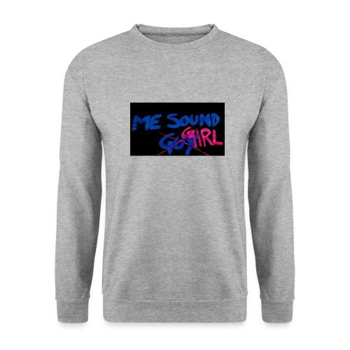 me = soundgirl - Unisex Sweatshirt
