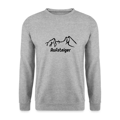 Bergsteiger Shirt - Männer Pullover