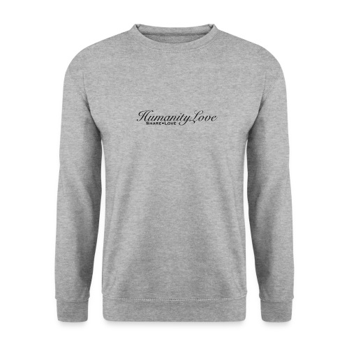 Humanity love - Unisex Pullover