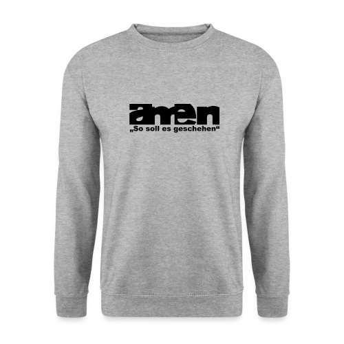 amen - Männer Pullover