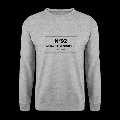 MTS92 N92 - Sweat-shirt Homme