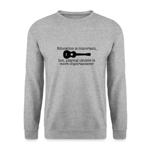 Important Ukulele - Men's Sweatshirt