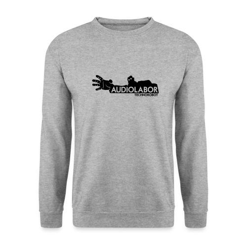 Audiolabor Techno Robot Mens Hoodie - Men's Sweatshirt