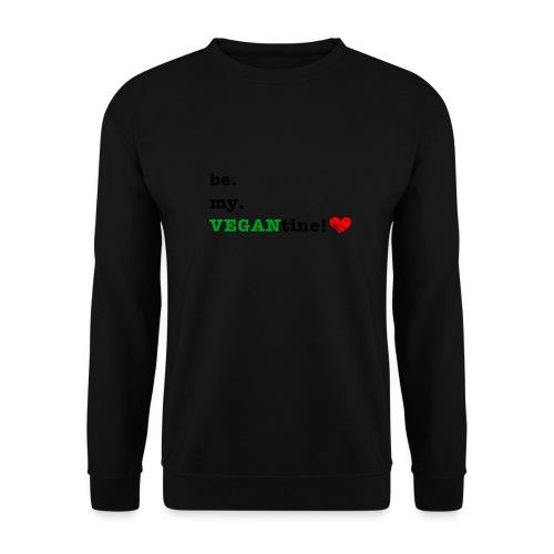 VEGANtine Green - Unisex Sweatshirt
