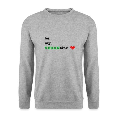 VEGANtine Green - Men's Sweatshirt