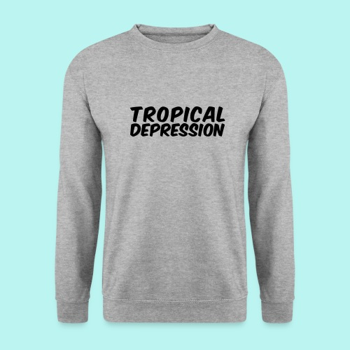 Tropical Depression - Männer Pullover