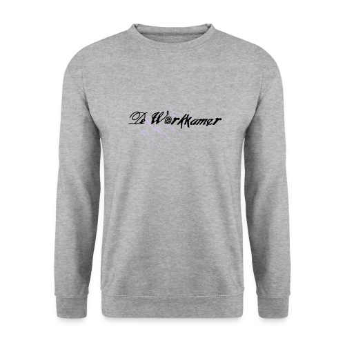werkkamer edit - Mannen sweater