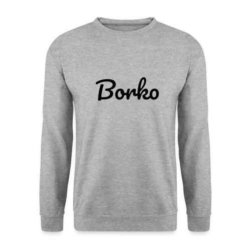 Borko - Bluza unisex