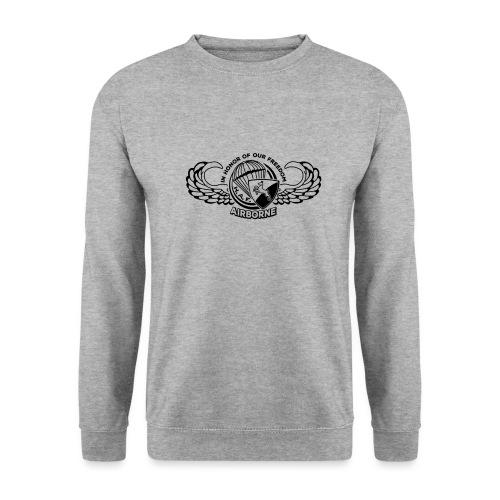 HAF tshirt back2015 - Unisex Sweatshirt