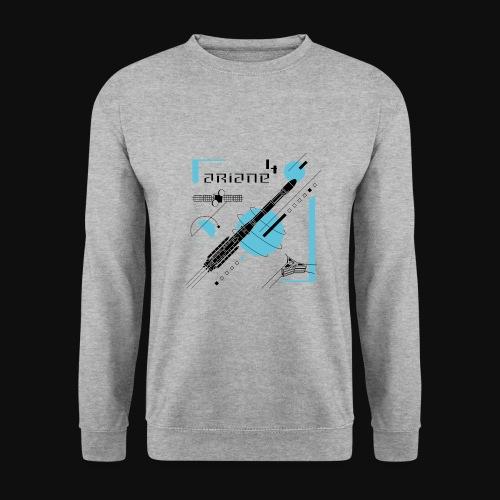 ARIANE 4 - how it works - Unisex Sweatshirt