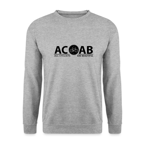 ACAB All Cyclists Are Beautiful T-Shirts - Unisex Pullover