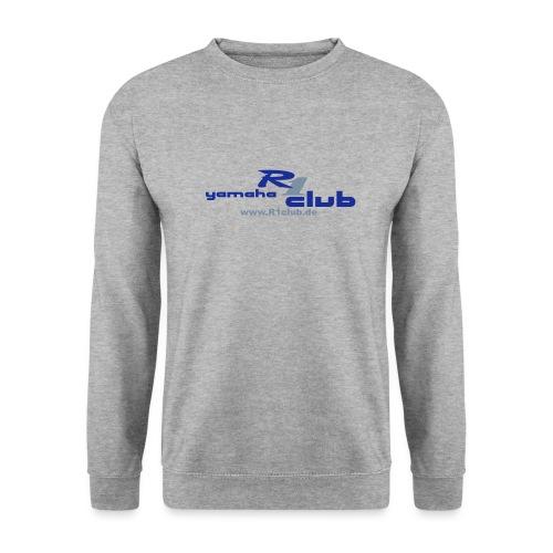 R1club Logo blau - Unisex Pullover