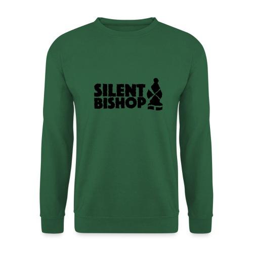 Silent Bishop Logo Groot - Unisex sweater