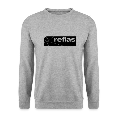 Reflas Clothing Black/Gray - Felpa unisex