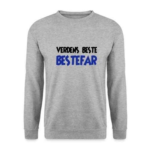 Verdens beste bestefar - Unisex Sweatshirt
