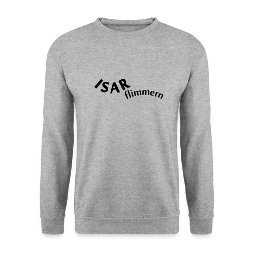 Isar_flimmern - Männer Pullover