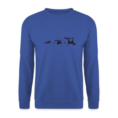 Lui paard Formule Luipaar - Mannen sweater