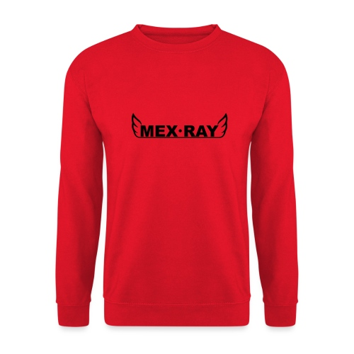 Black full - Unisex sweater