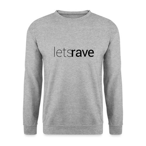 letsrave - Männer Pullover