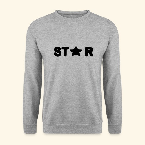 Star of Stars - Men's Sweatshirt