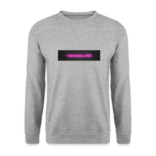 Satnavboy100 Shirt - Unisex Sweatshirt