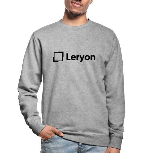 Leryon Text Brand - Unisex Sweatshirt