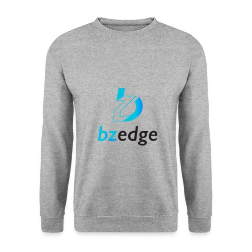 BZEdge Cutting Edge Crypto - Men's Sweatshirt