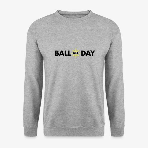 BALL ALL DAY Shirt - White - Männer Pullover