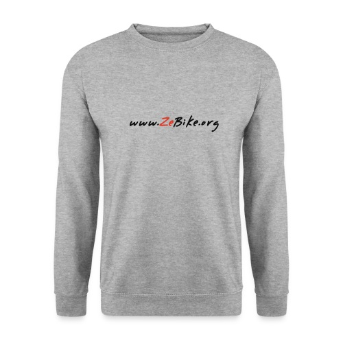 wwwzebikeorg s - Sweat-shirt Unisexe