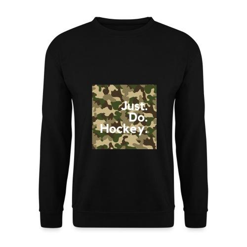 Just.Do.Hockey 2.0 - Mannen sweater