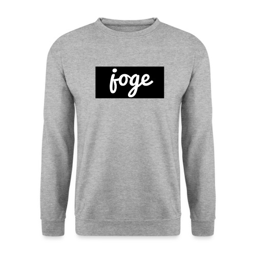 Joge Box png - Unisex Pullover