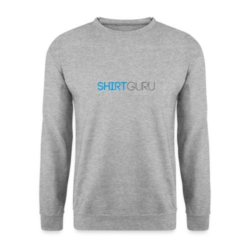 SHIRTGURU - Männer Pullover