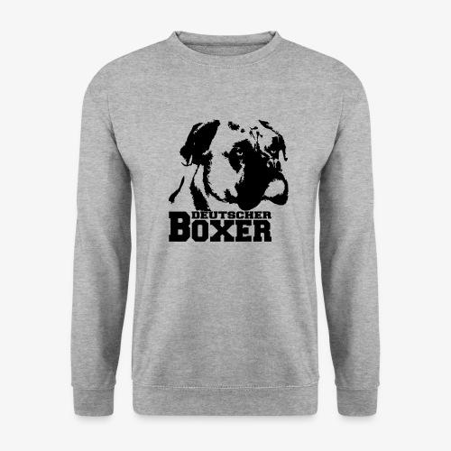 Deutscher Boxer - Männer Pullover