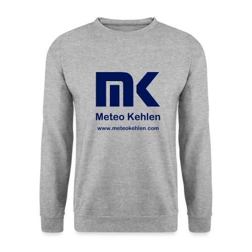 mk logo www. - Unisex Pullover