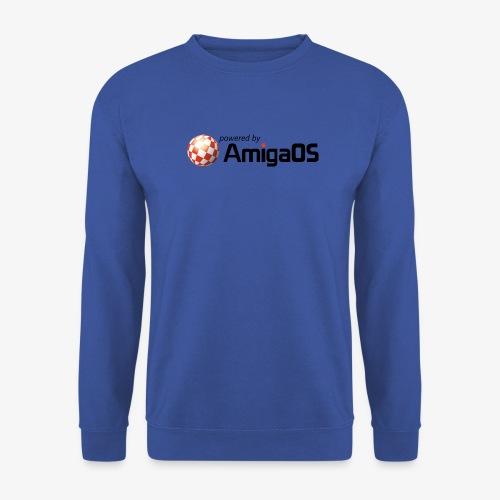 PoweredByAmigaOS Black - Unisex Sweatshirt