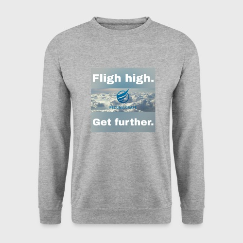 Fligh high with Pecuniacraft - Männer Pullover