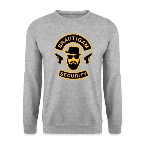 Bräutigam Security - JGA T-Shirt - Bräutigam Shirt - Unisex Pullover