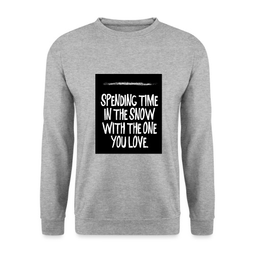 snow kokain | spending time in the snow - Unisex Pullover