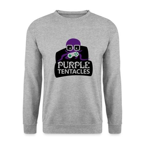 Purple Tentacles Shirt - Männer Pullover