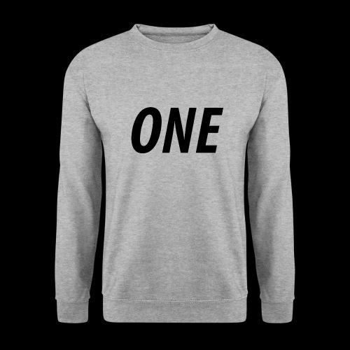 WEAREONE x LETTERS - Unisex sweater